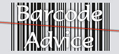 Barcode advice